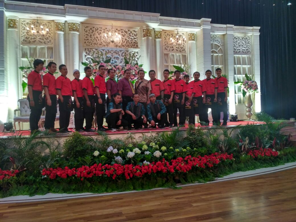 Tugas Wedding Organizer Hari H